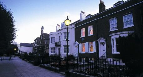 Charles Dickens Birthplace