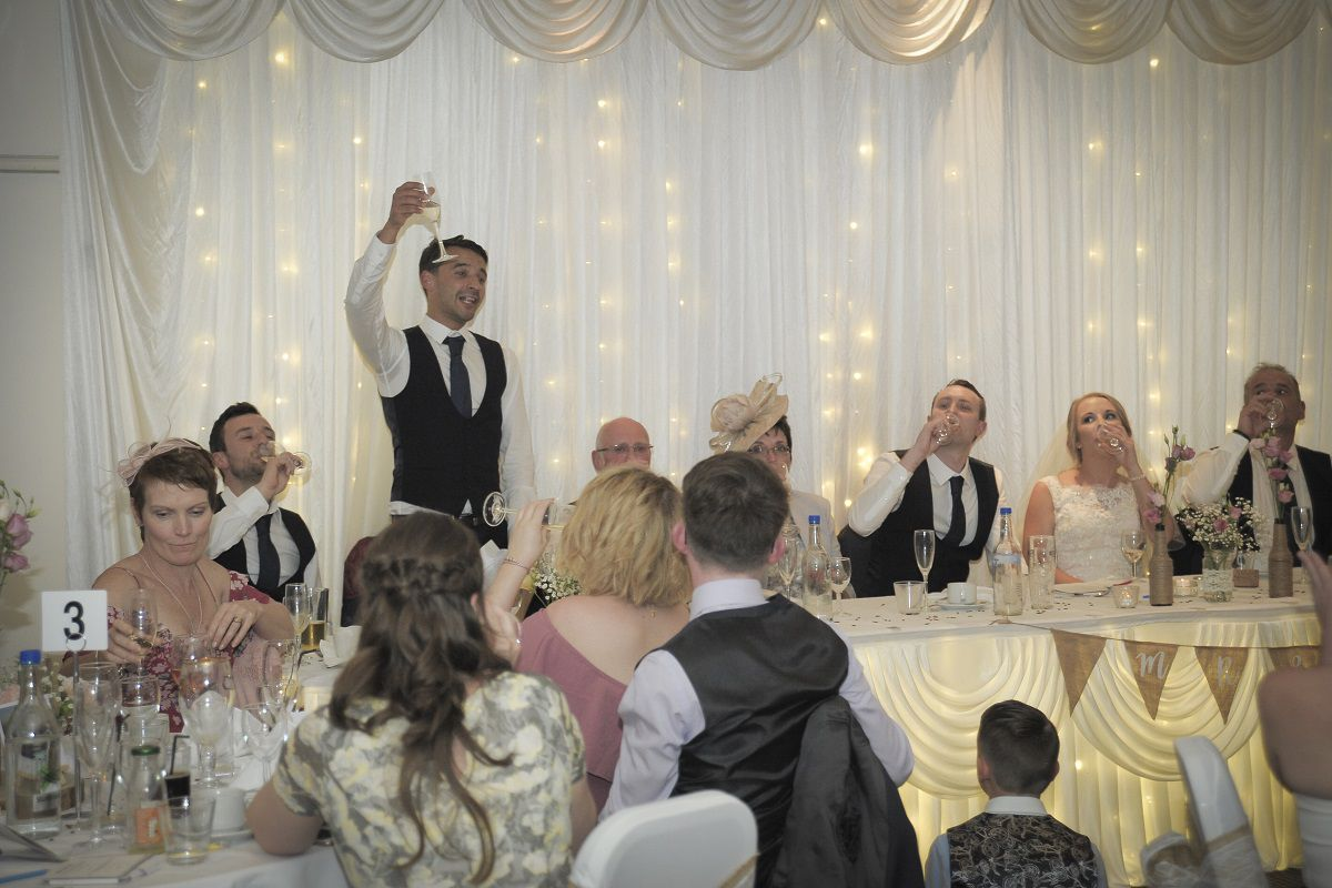 Portsmouth Wedding parties