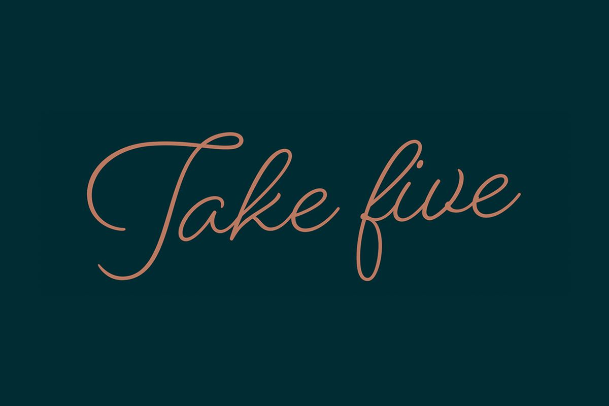 Take Five - Meeting & Event Offers Portsmouth